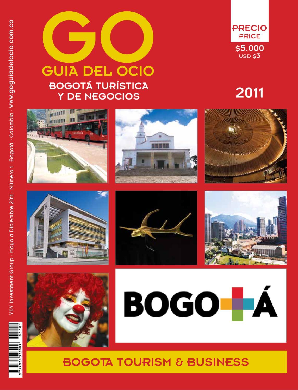 huge discount ce5dc 72a6a GO Bogotá Turística y de Negocios by GO Guía del Ocio - issuu
