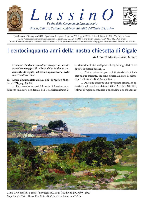 Lussino30 by LussinPiccolo Italia - issuu d079b360f62f