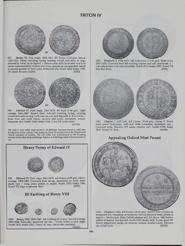 Triton_IV_1 by Classical Numismatic Group, LLC - issuu