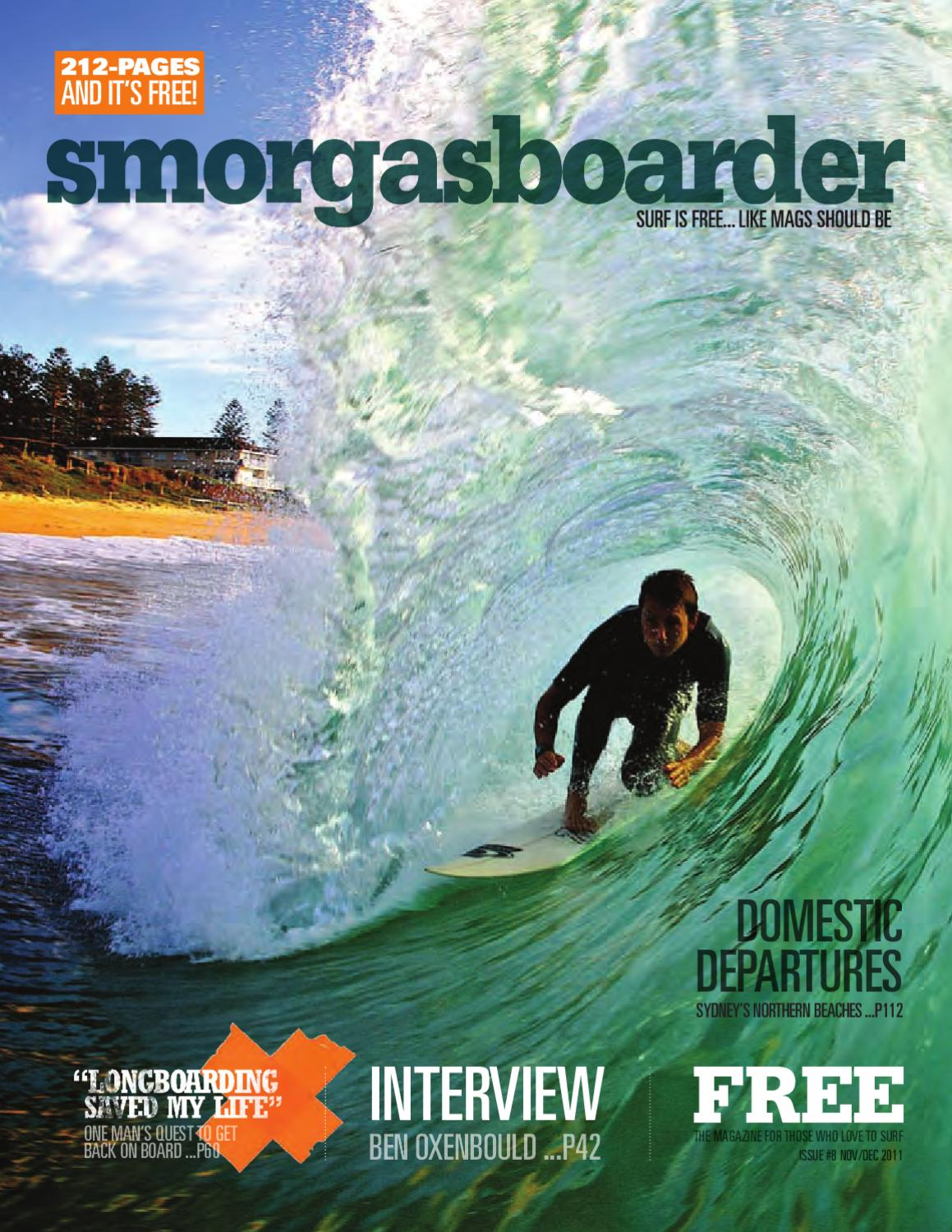 51b916a6830 Smorgasboarder Surfing Magazine Issue 8 by Smorgasboarder Magazine - issuu