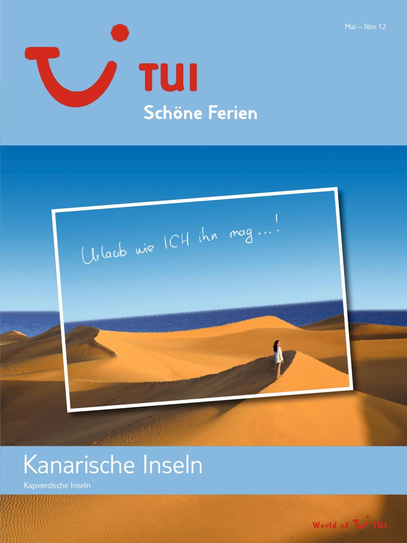 TUI Kanaren by Tim Gloor - issuu