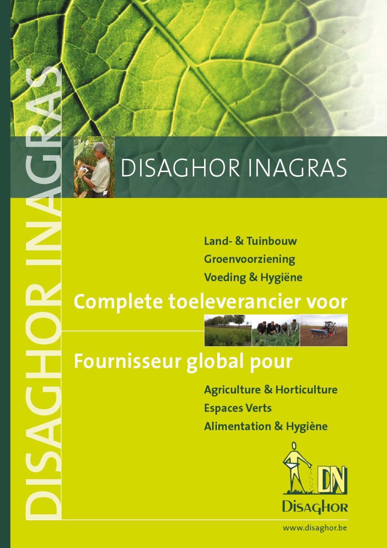Disaghor by uw brochure issuu for Global espaces verts
