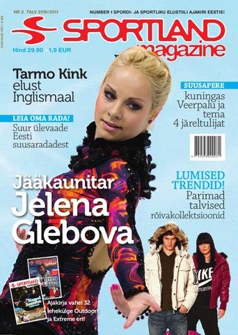 f91df6e433c Sportland Magazine #2 by Sportland Eesti - issuu