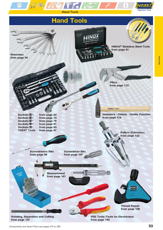 Hazet 900Z 25 Pc 1//2 Metric Socket Set