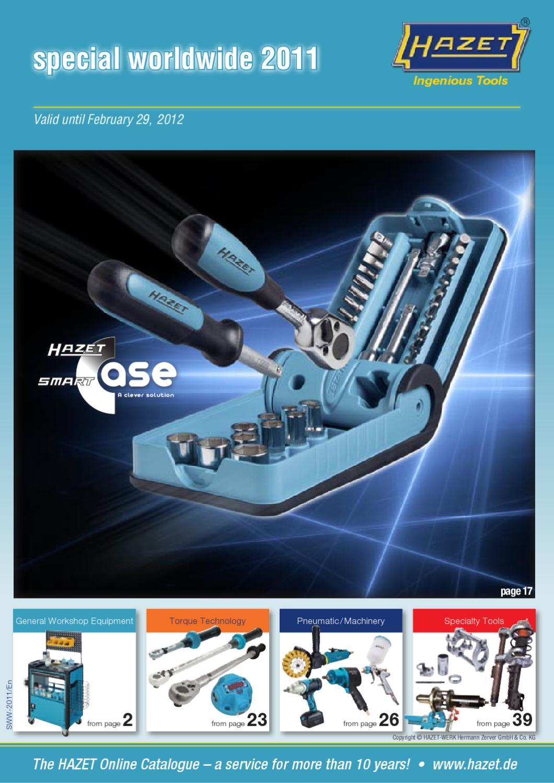 HAZET 6001-5.4//3 3 N m Torque Screwdrivers Multi-Colour