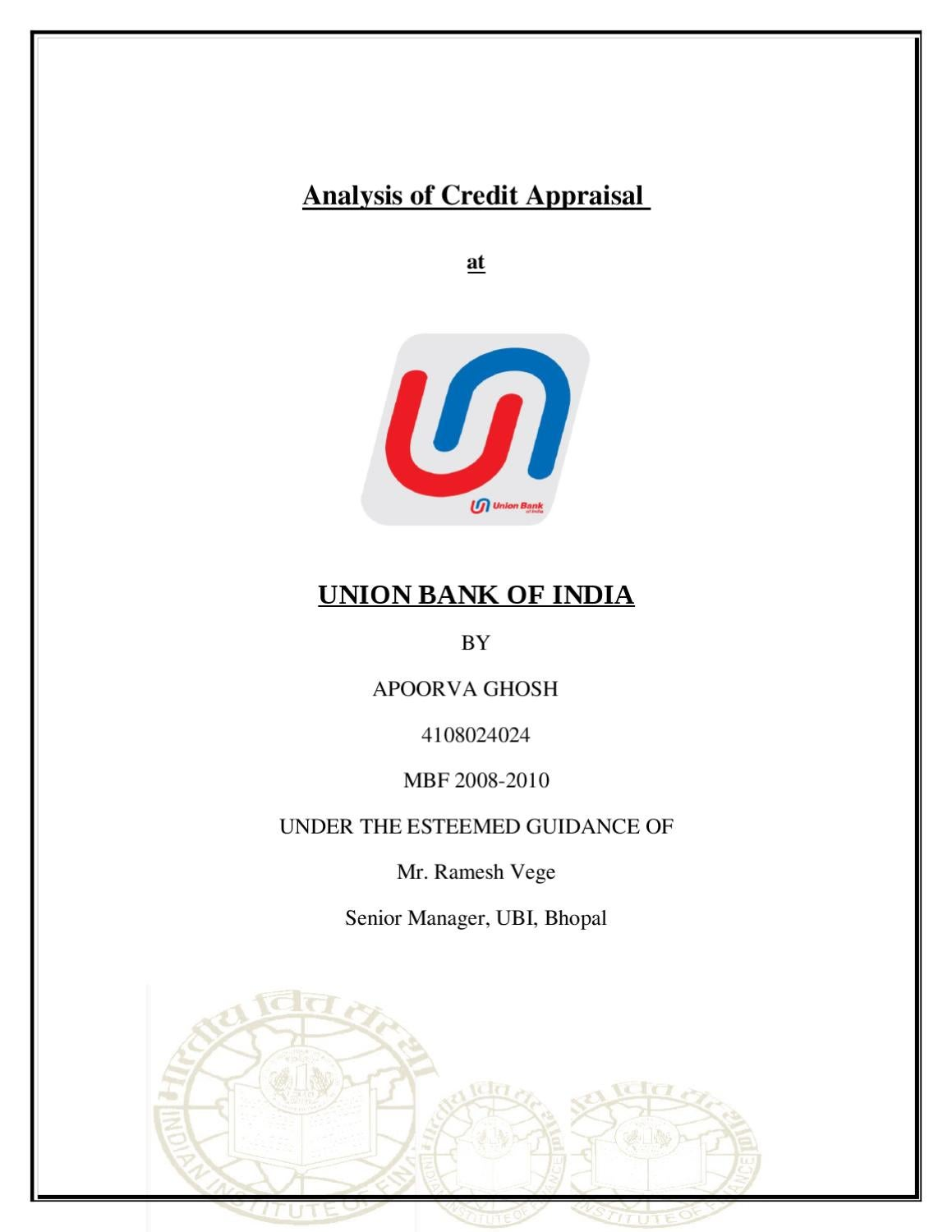 credit appraisal in punjab national bank Pre sanction credit appraisal at punjab national bankpdf pre sanction credit appraisal at punjab national bank you wanna get your terrific publication of pre sanction credit appraisal at.