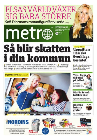 salongen i sickla shemale escort sweden
