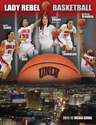 8f279849785 2011-12 UNLV Women s Basketball Media Guide by UNLV Sports ...