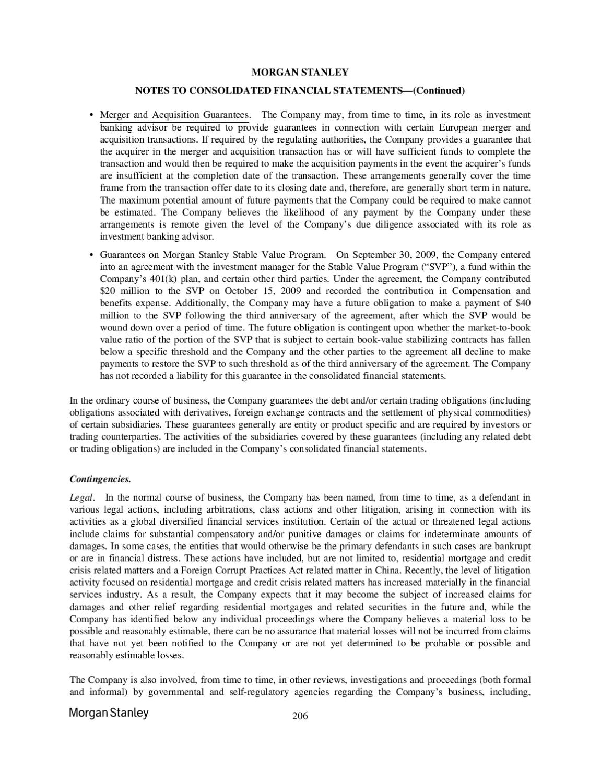 MS 10-K 2010 - test by Yu Feng Zou - issuu