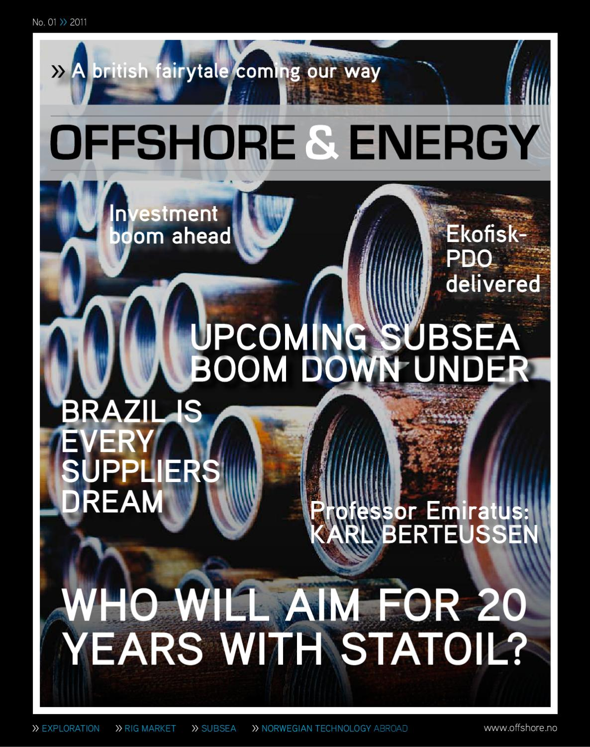 Offshore & Energy - NO 1-2011 by Offshore no AS - issuu