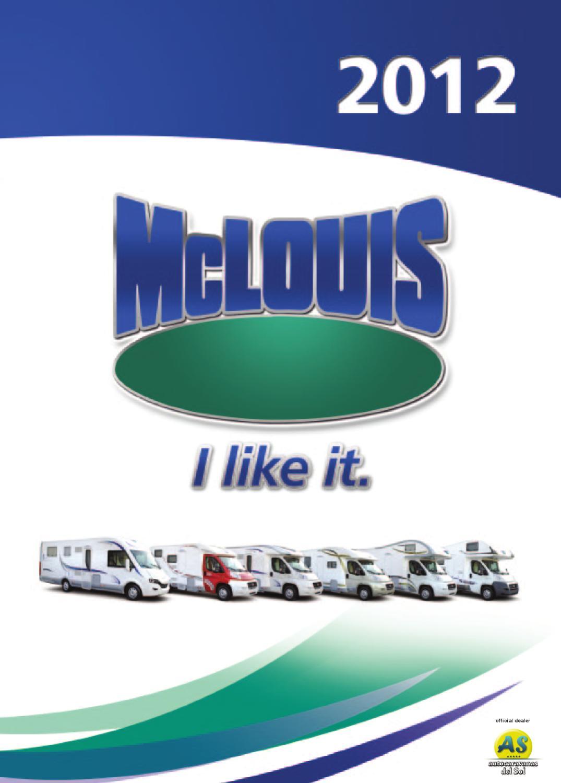mclouis 2012 catalog by autocaravanas del sol issuu