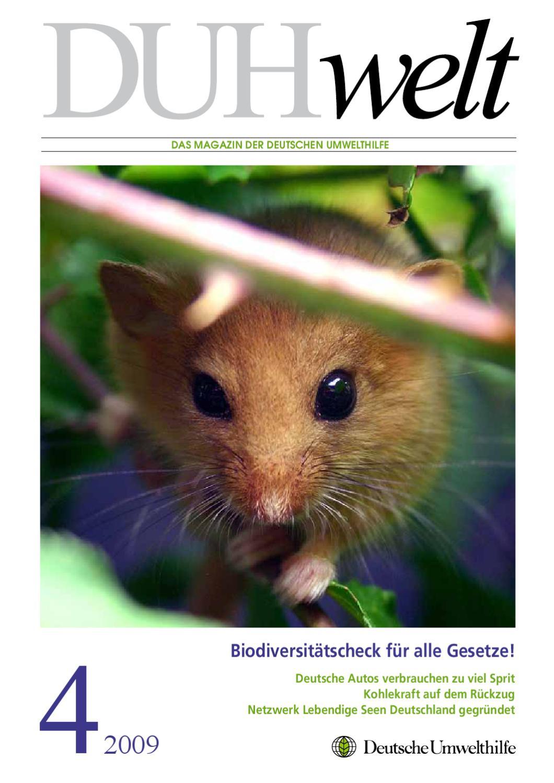 DUHwelt 4/2009 by Deutsche Umwelthilfe - issuu
