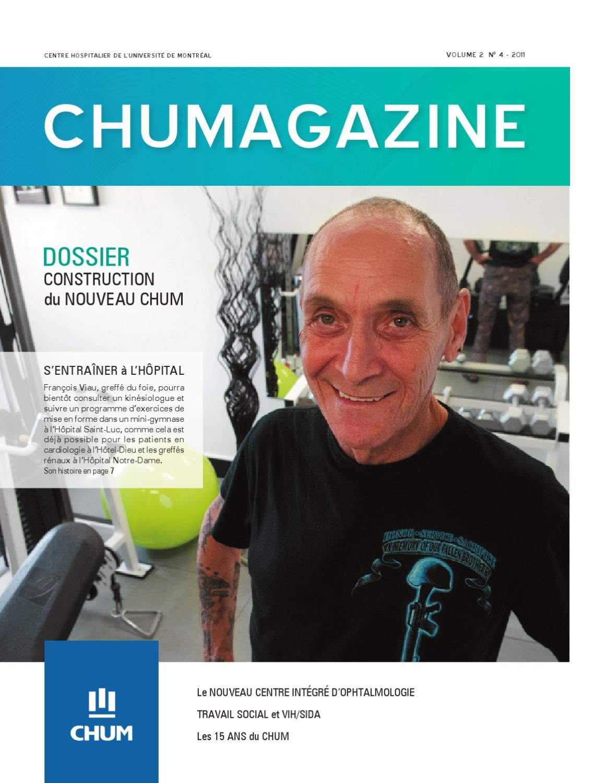 chumagazine - Volume 2 No 4 - 2011 by CHUM - issuu