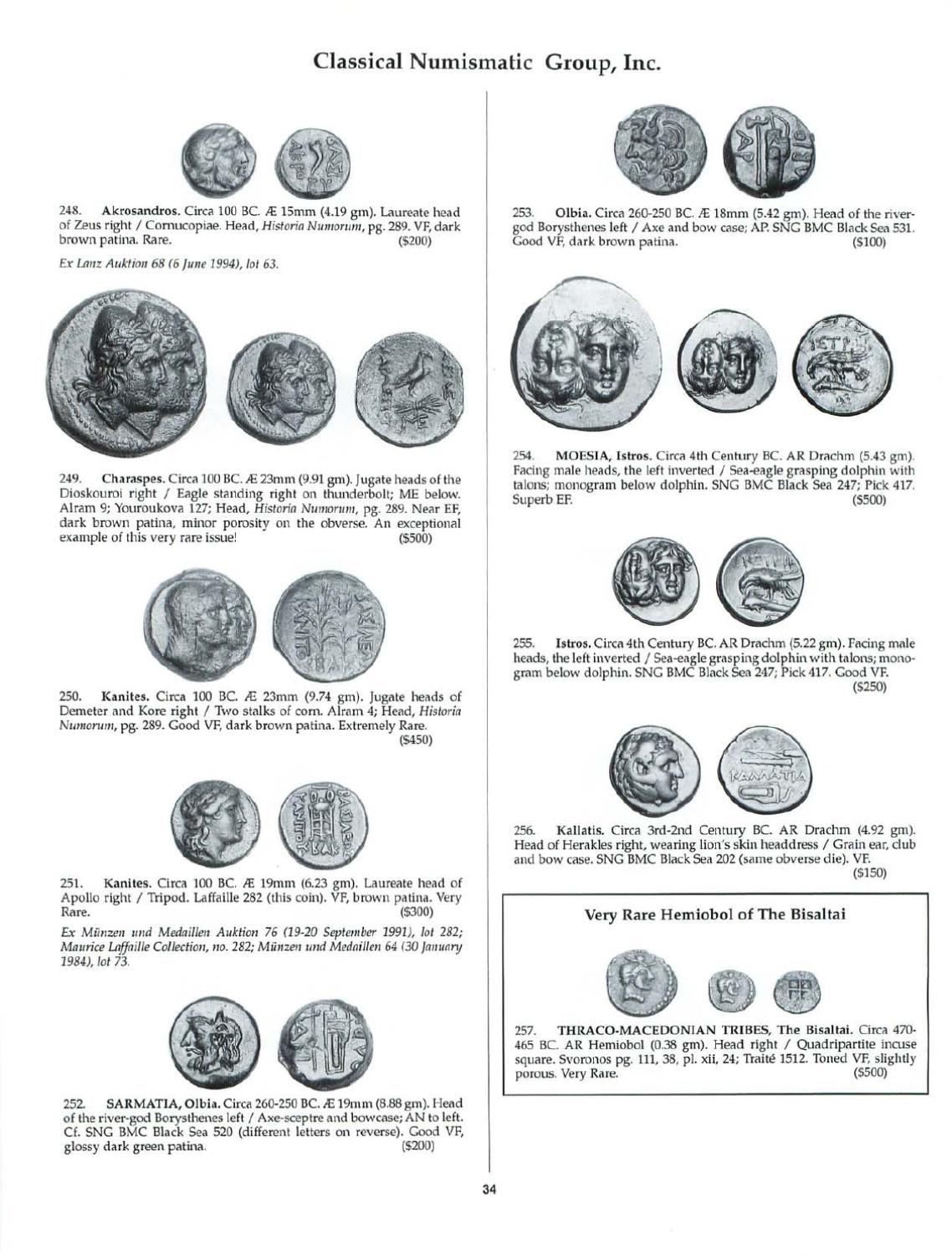 Cng49 By Classical Numismatic Group Llc Issuu