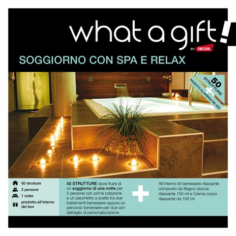 WAG_Soggiorno con SPA e relax_sfogliabile by Wish Days S.r.l. - issuu