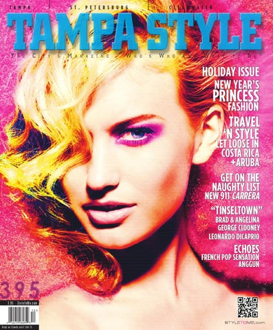 Tampa Style Magazine Dec. Jan. 2011 Double Issue by styletome - issuu 1f288065d897