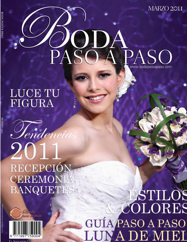 Boda Paso a paso by Dave Ventura - issuu