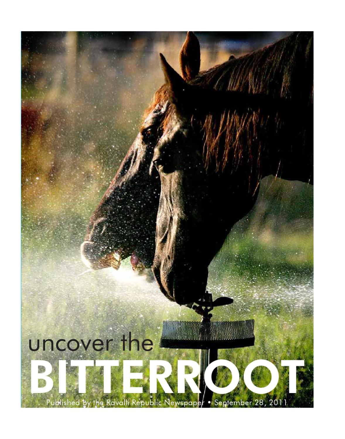 Uncover the Bitterroot by Ravalli Republic issuu