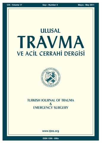 Travma 2011 3 By Karepublishing Issuu