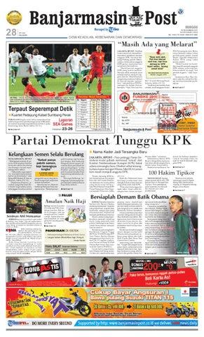 Banjarmasin Post edisi Minggu 1bfb60dffa