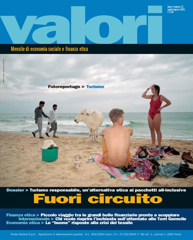 Mensile Valori n.31 2005 by Mensile Valori - issuu 9e1abd6c0ea