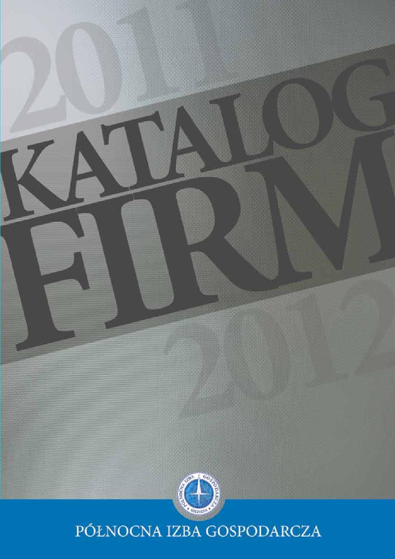 Katalog Firm 2011 2012 By Zachodniopomorski Przedsiębiorca