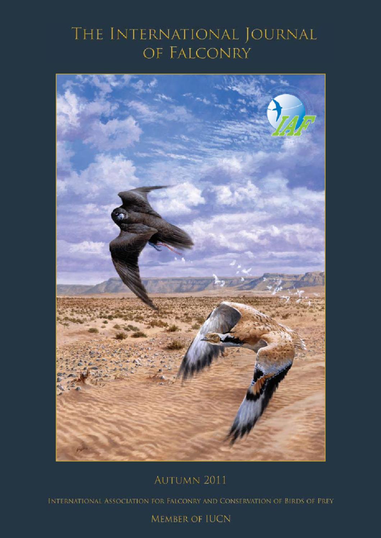 The International Journal of Falconry 2011 by Robert Zmuda - issuu
