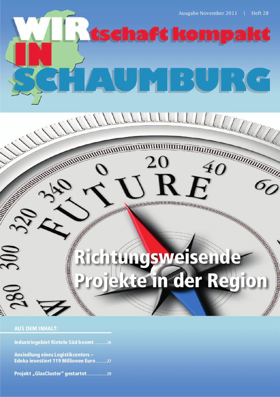 Wirtschaft kompakt by Schaumburger Nachrichten Verlagsgesellschaft ...
