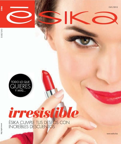 7680aae4ce03 Catálogo Esika Perú (C1 - 2012) by Belcorp - issuu