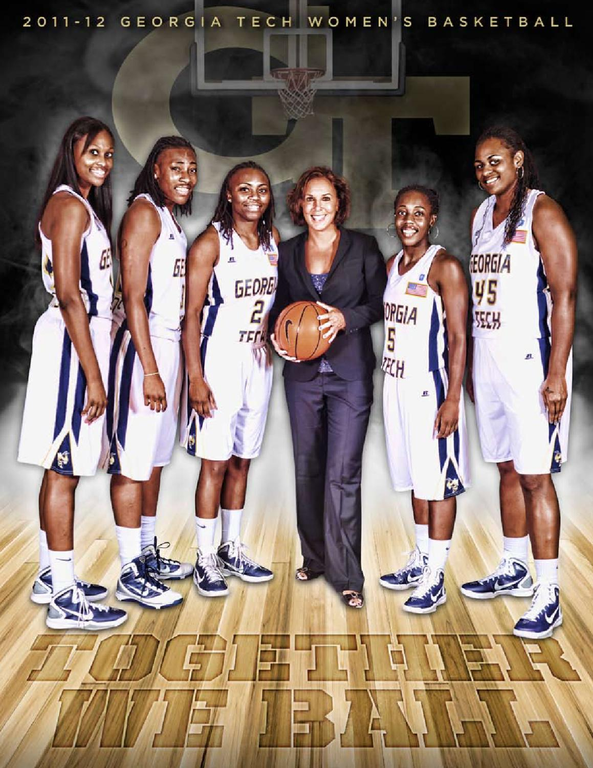 2011-12 georgia tech women's basketball info guide by gtathletics