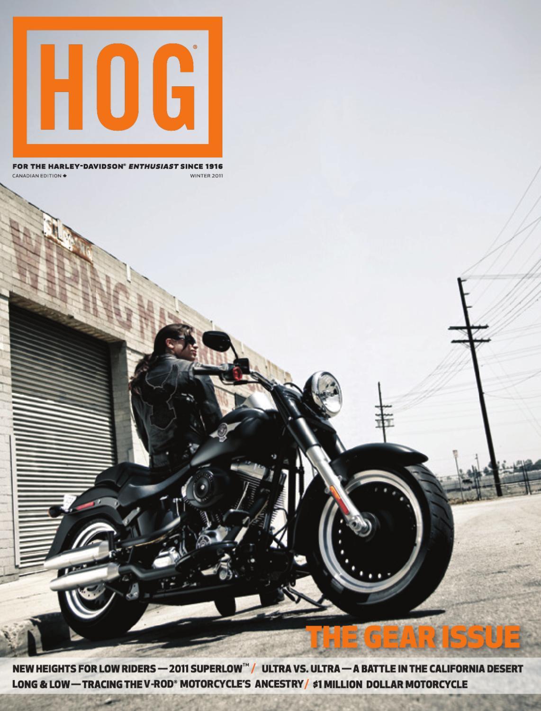 Hog magazine canada by fresh air publishing issuu kristyandbryce Image collections