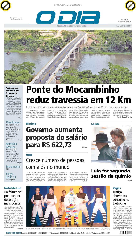 a48c884071e Jrnal O DIA by Jornal O Dia - issuu