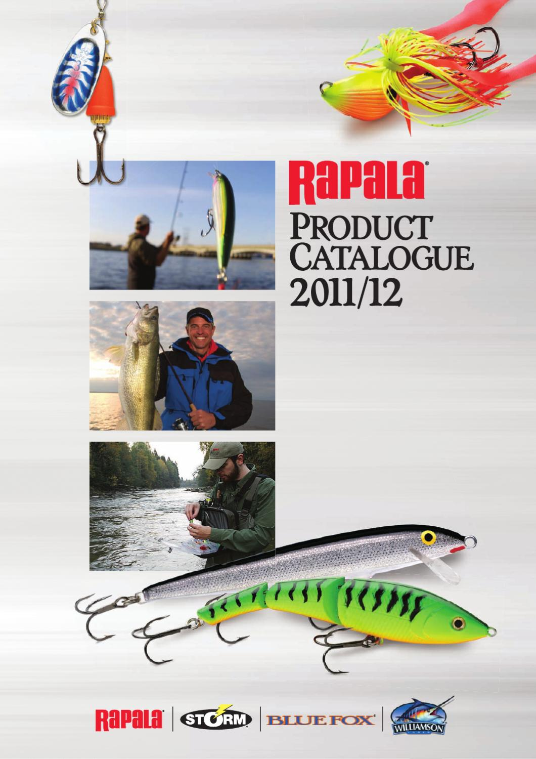 Rapala Original Floater Lures 5cm Pike Zander Sea Salmon Bass Fishing Tackle