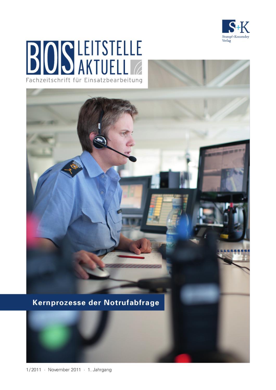 RETTUNGSDIENST 8/11 by Verlag Stumpf & Kossendey - issuu