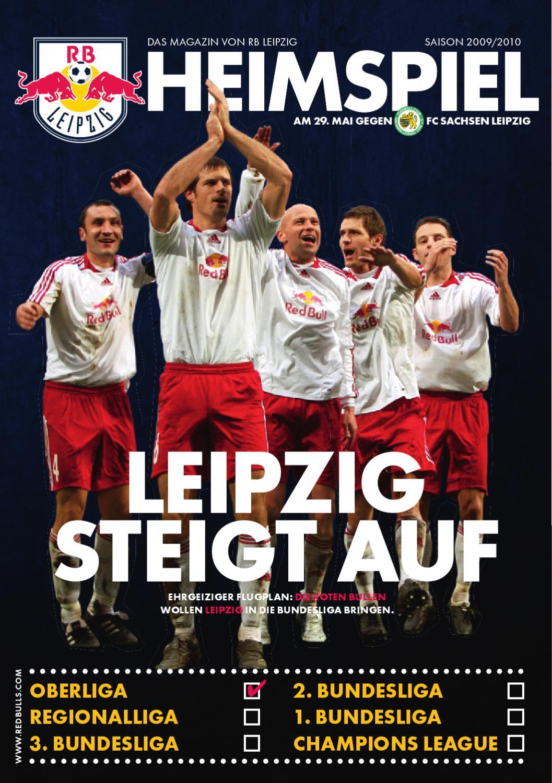 Heimspiel Rb Leipzig