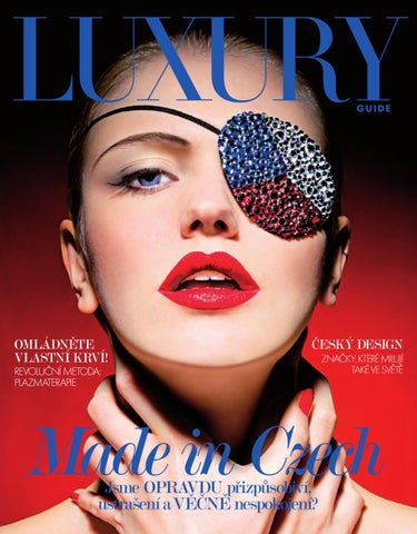 LUXURY by Bohdana Leeder - issuu 7d26dd30ca9
