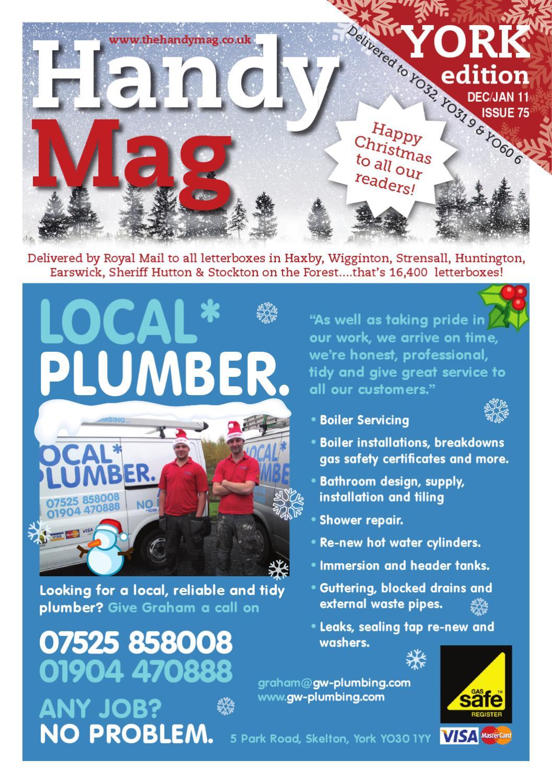 Handy Mag York Dec11 by Moonriver Publishing Ltd - issuu