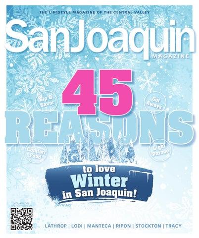ad0b468fb622 San Joaquin Magazine December 2011 by San Joaquin Magazine - issuu