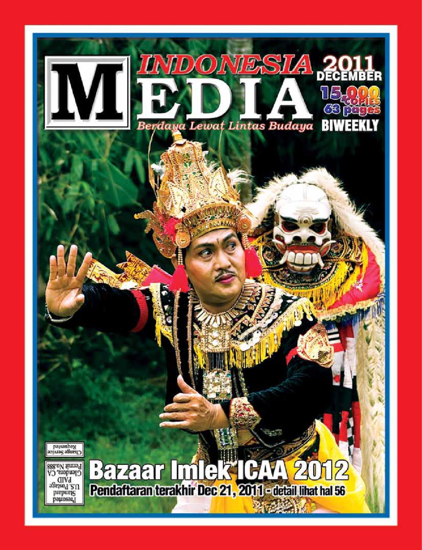 Indonesia Media Issue December 2011 By Issuu Produk Ukm Bumn Kain Batik Middle Premium 3 Bendera 01