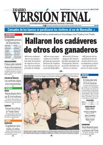 Diario Versión Final by Diario Versión Final issuu