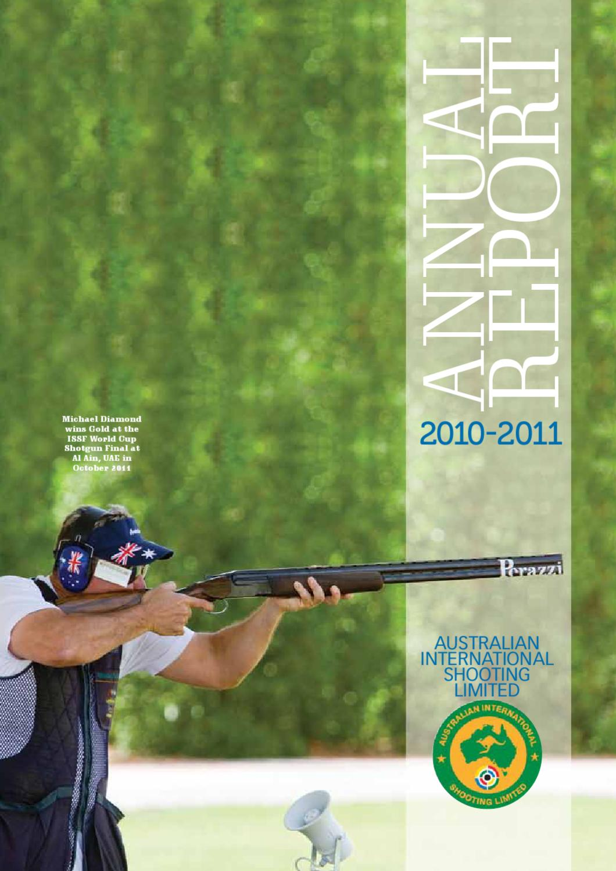 Aisl Shooting aisl annual report 2010-11shooting australia - issuu
