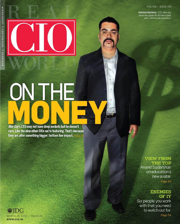 debb9ccc CIO March 15 2010 Issue by Sreekanth Sastry - issuu