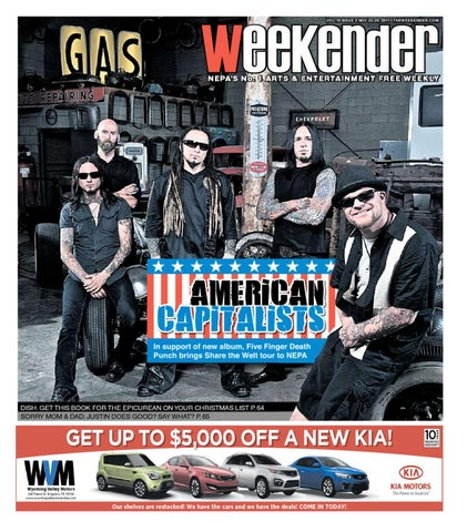 The Weekender 11 23 2011 By The Wilkes Barre Publishing