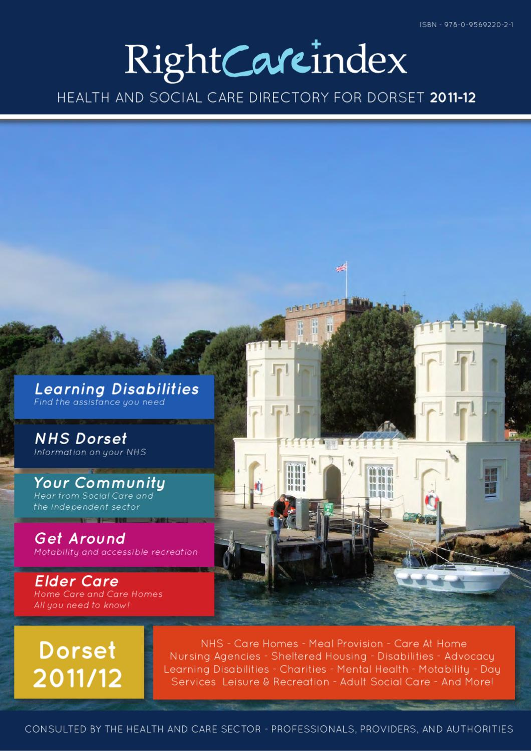 RightCareIndex For Dorset 2011 12 By