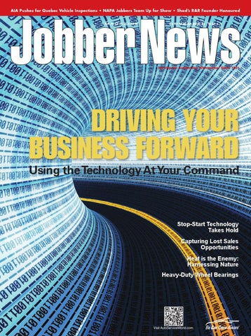 Jobber News November 2011