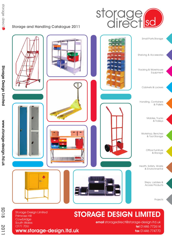storage direct 2011 catalogue by storage design limited issuu