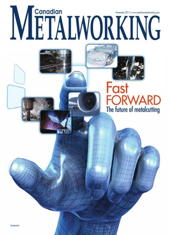 Canadian Metalworking November 2011