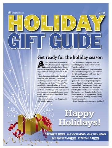 Nov 23 2011 Holiday Gift Guide by Production Manager - issuu 93c3a0a6b