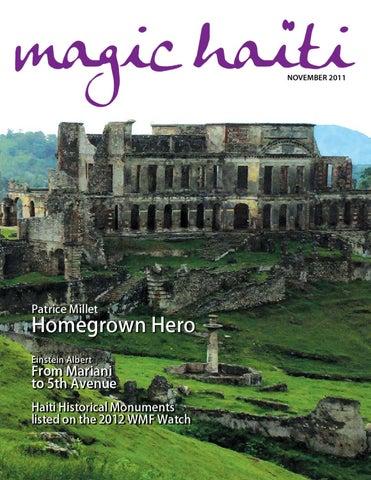 Magic Haiti 3 3rd Edition By Clarens Courtois Issuu