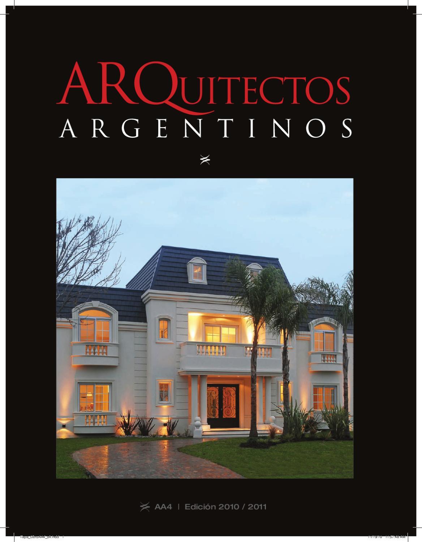 arquitectos argentinos by sebas garcia aloy issuu